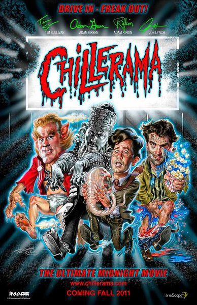 Chillerama Movie Anthology