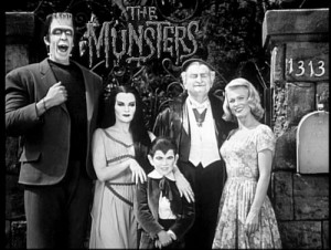 The Munster are back in evil Business!