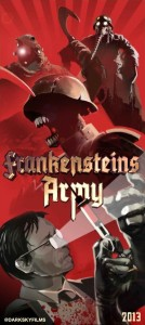 Frankensteins-Army--comic-con-poster