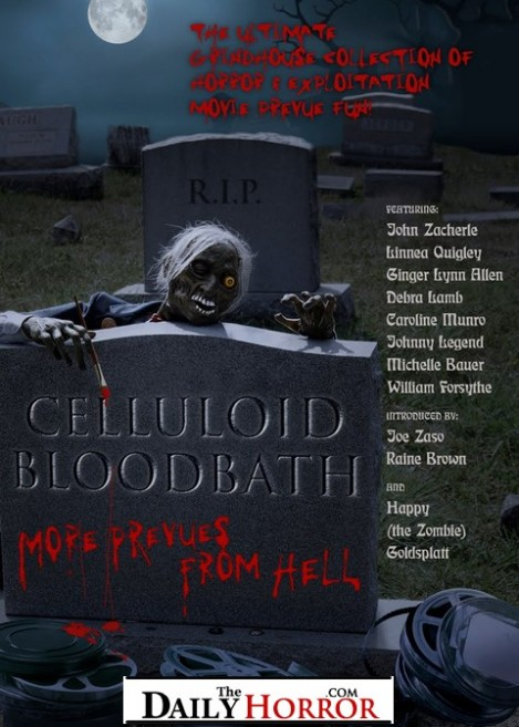 Celluloid Bloodbath more Prevues from Hell!