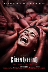 Eli Roth presents the Green Inferno