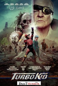 The Daily Horror presents Turbo Kid the Movie