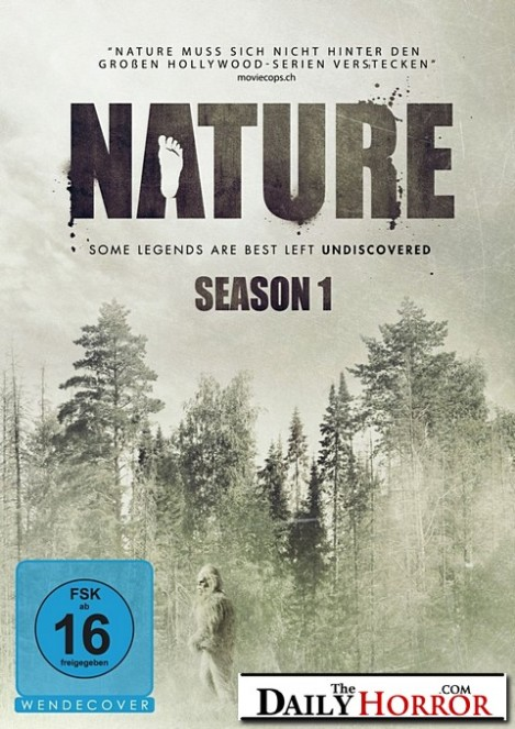 The Daily Horror presents Nature by Timo Rose
