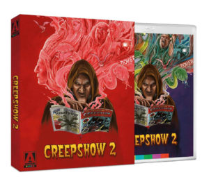 Creepshow 2 Blu-Ray and 2K Special Restauration by Arrow Video