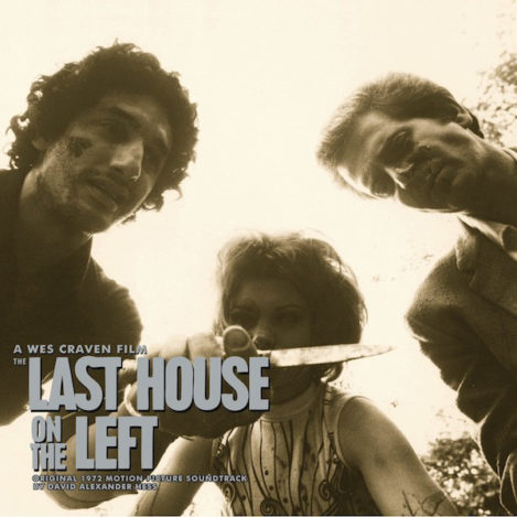 The Last House on the Left Soundtrack by One Way Static